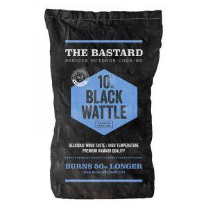 Bastard Charcoal Black Wattle