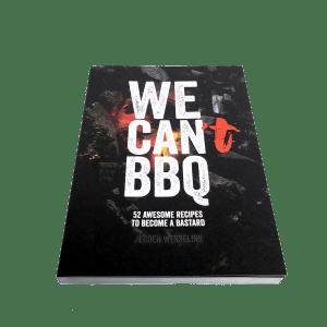 The Bastard We Can BBQ Boek